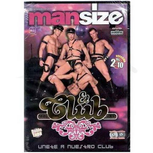 DVD XXX El Club
